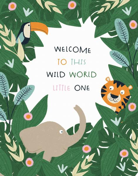Welcome Safari