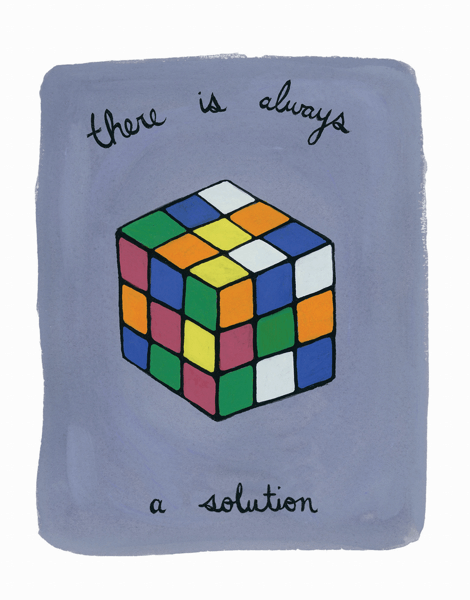Always A Solution