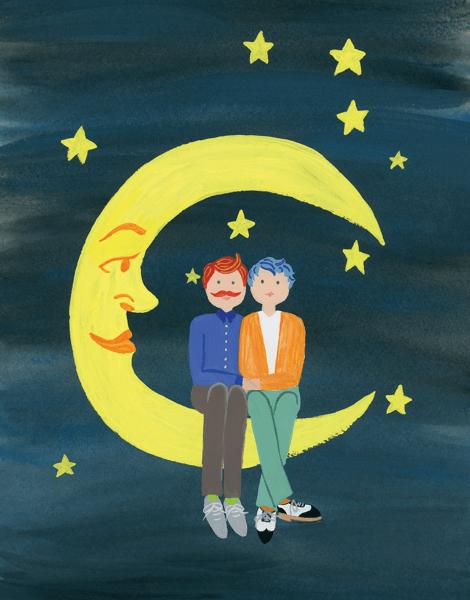 Moon Couple