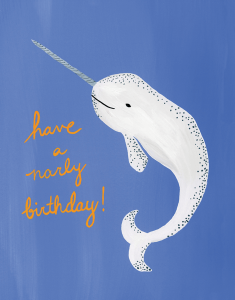Narly Birthday