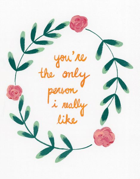 Only Person