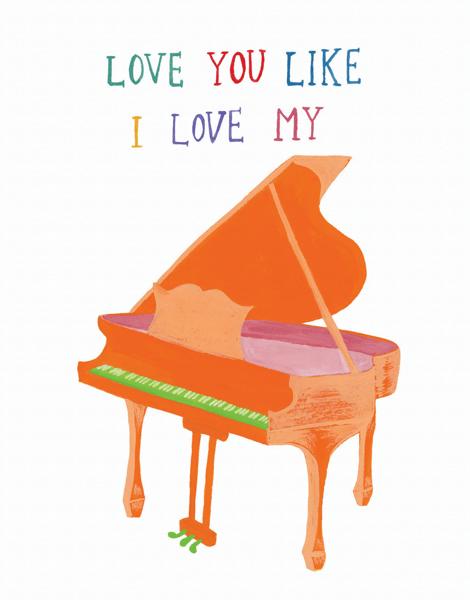 Piano Love