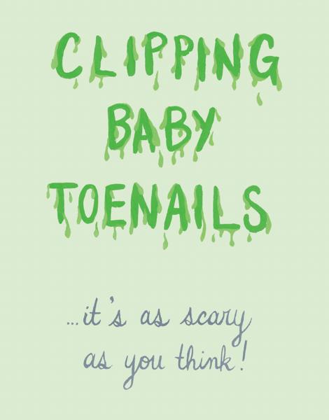 Baby Toenails