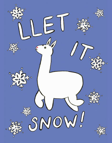 Llet it snow