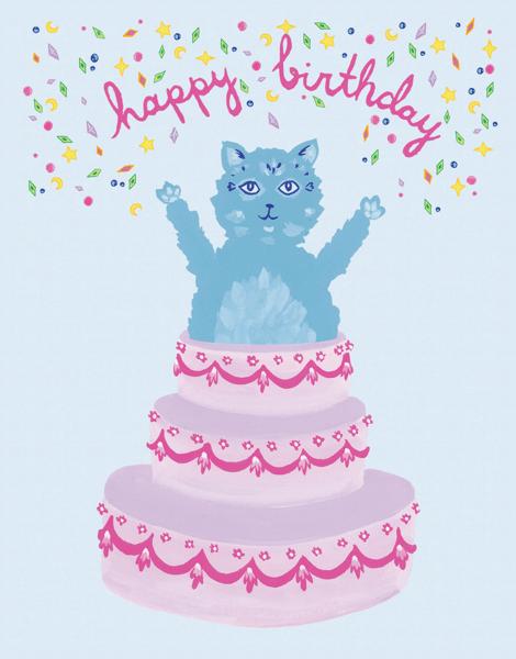 Cat Cake