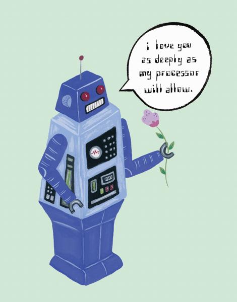 Robot Love