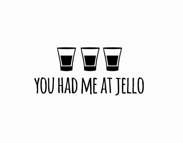 Jello Shot Friendship Card