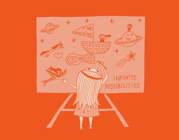 Infinite Possibilities Everyday Card