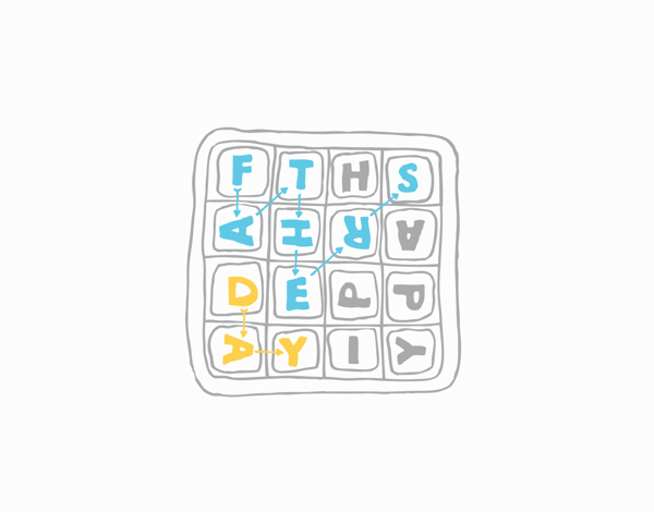 Boggle Father's Day