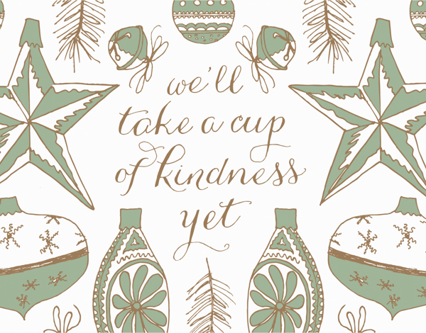 Cup Of Kindness