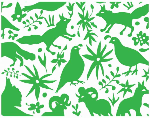 Green Otomi