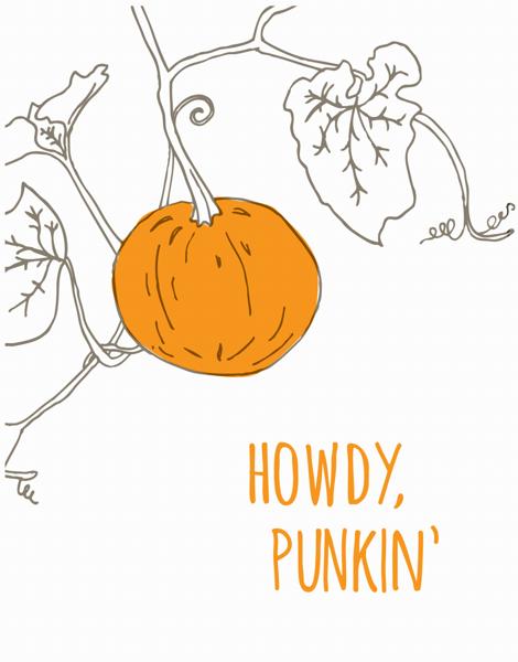 Howdy Punkin
