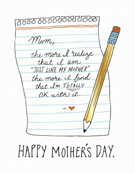 Just Like Mom