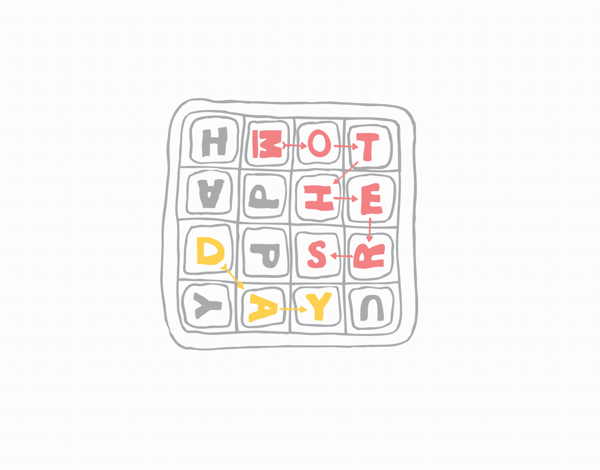 Mother's Day Boggle