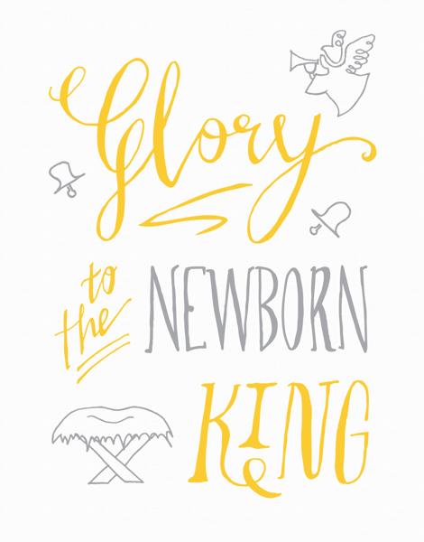 Newborn King