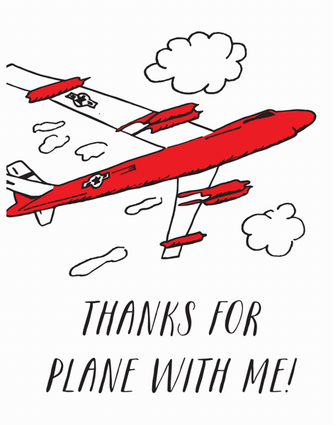 Plane With Me
