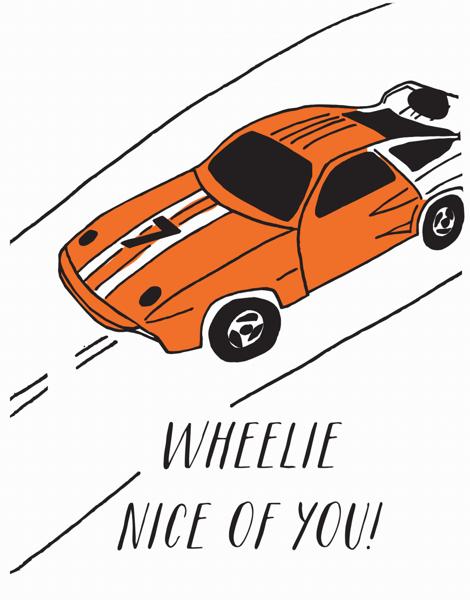 Wheelie Nice