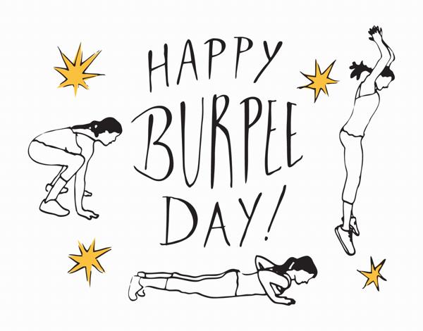Burpee Day