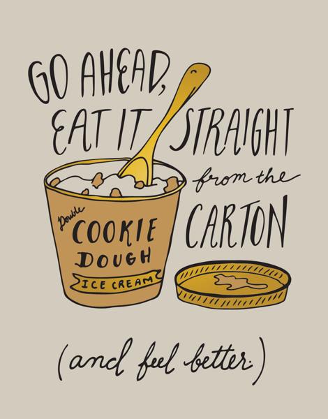 Ice Cream Feel Better