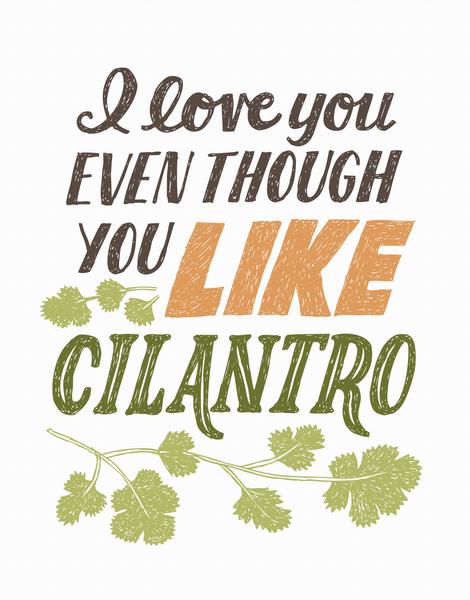 Cilantro Liker