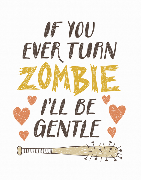 Gentle Zombie