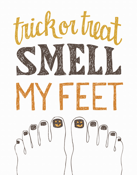 Smell My Feet