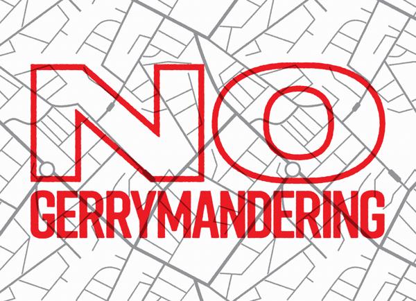 No Gerrymandering