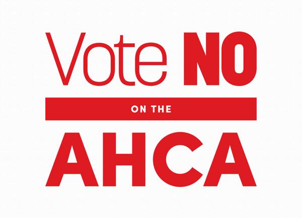 Vote No On The AHCA