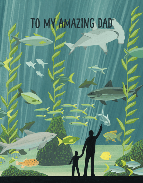 Aquarium Dad
