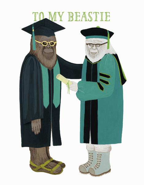 Beastie Graduation