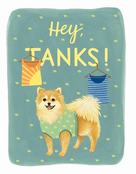 Hey Tanks