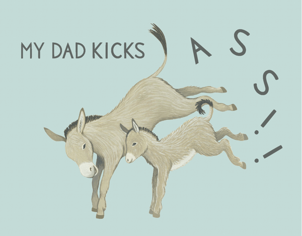 Kick Ass Dad
