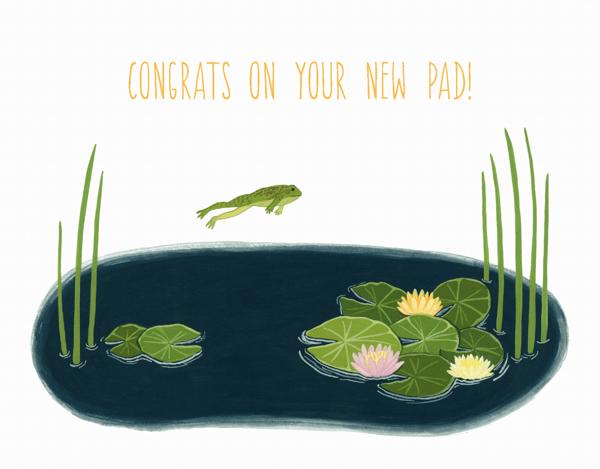 New Pad