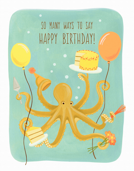 Octo-Birthday