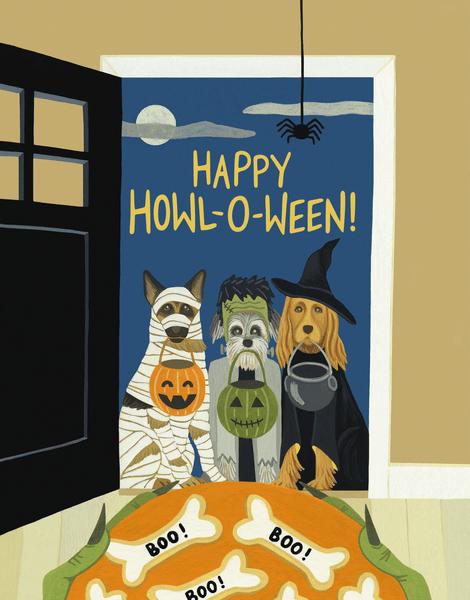 Happy Howl-O-Ween