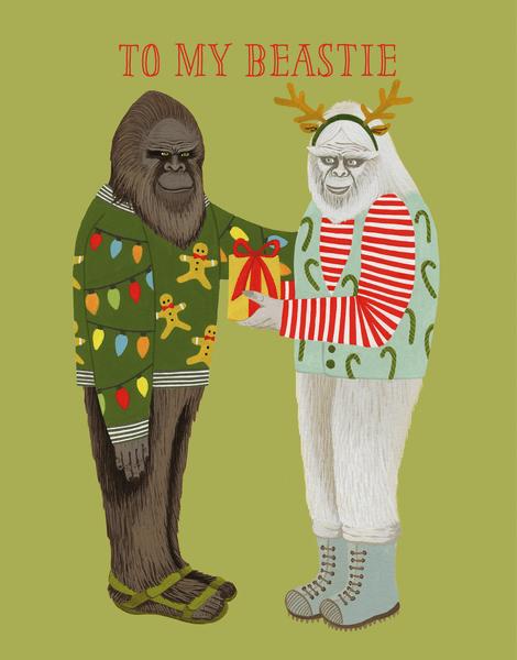 Beastie Holiday