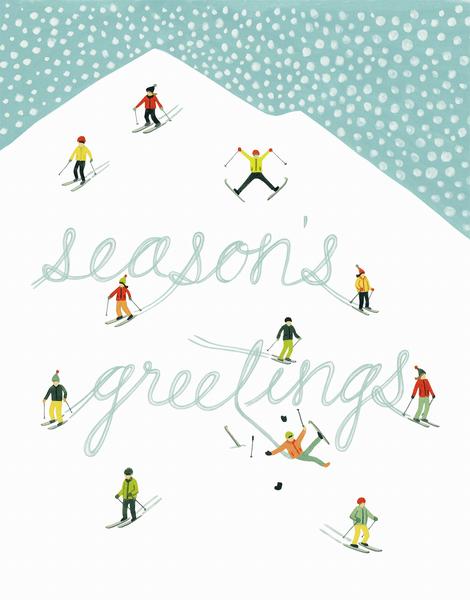 Seasonal Skiers