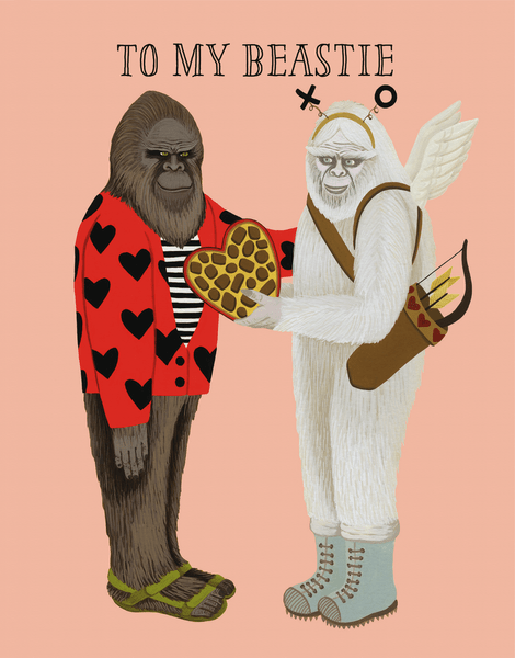Beastie Valentine