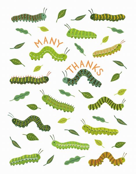 Caterpillar Thanks