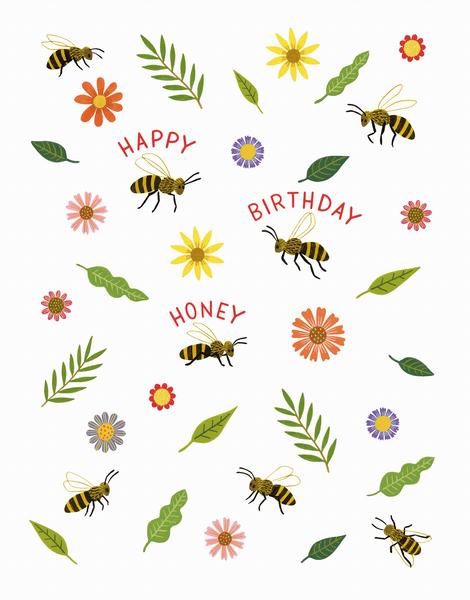 Honey Bee Birthday
