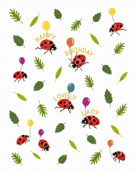 Ladybugs Birthday