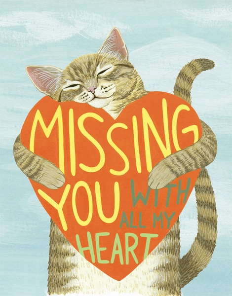 Missing You Cat