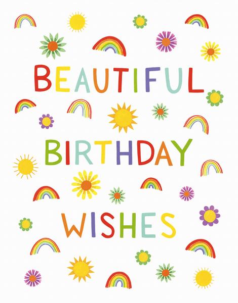 Rainbow Birthday