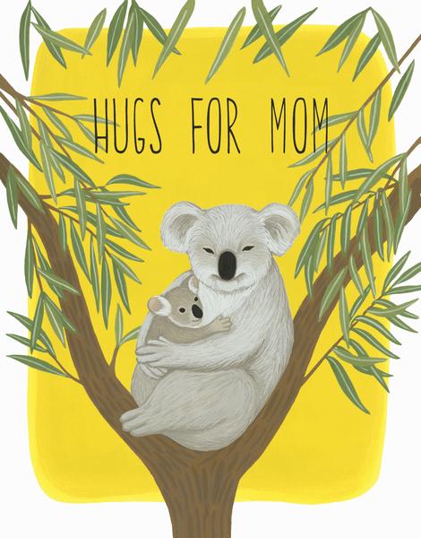 Koala Hugs