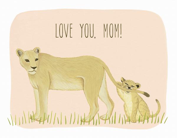 Lion Mom