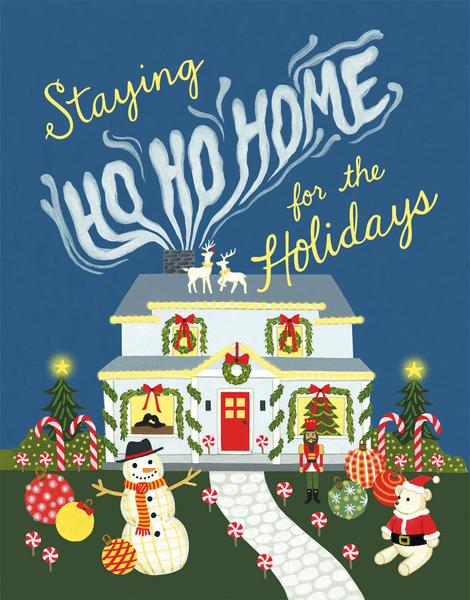 Staying Ho Ho Home