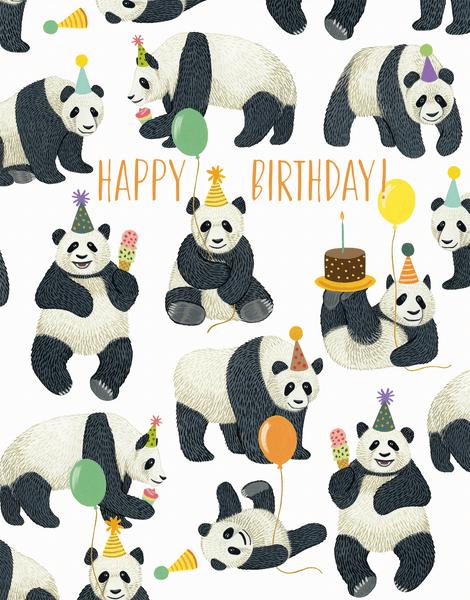 Pandas Galore