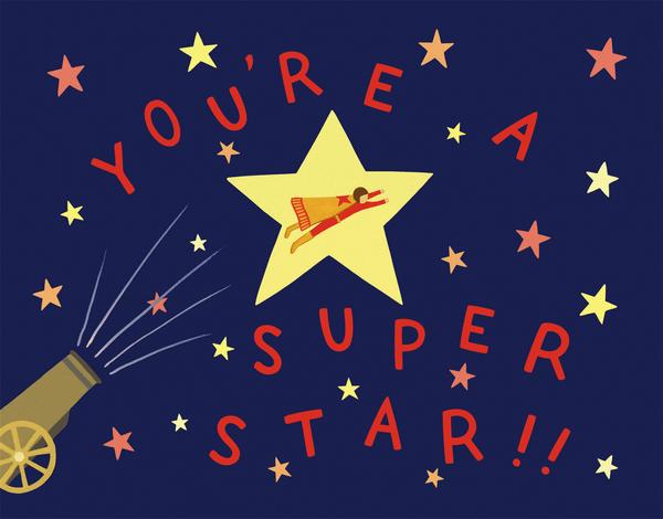 You're A Superstar