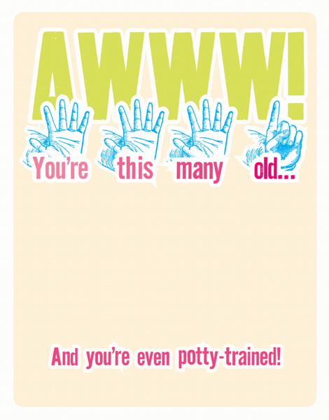 Funny Happy Thirty First Birthday Card